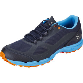 Haglöfs Gram Comp II Shoes Men deep blue/tangerine